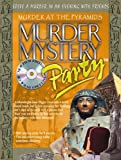 Murder Mystery Party Game - Murder at the Pyramids