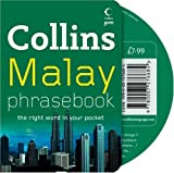 Collins Malay Phrasebook