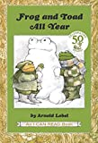 Frog and Toad All Year (I Can Read Book 2) [ペーパーバック]