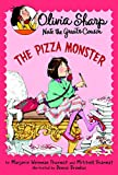 The Pizza Monster (Olivia Sharp: Agent for Secrets)