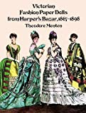 Victorian Fashion Paper Dolls from Harper's Bazaar