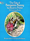 Tale of Benjamin Bunny Coloring Book (Dover Coloring Book)