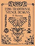 2286 Traditional Stencil Designs (Dover Pictorial Archive Series)