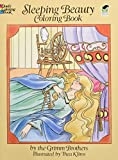 Sleeping Beauty Coloring Book (Dover Coloring Book)