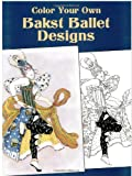 Color Your Own Bakst Ballet Designs
