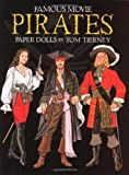 Famous Movie Pirates Paper Dolls