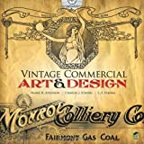 Vintage Commercial Art and Design (CD Rom & Book)