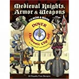 Medieval Knights, Armor and Weapons (Electronic Clip Art)