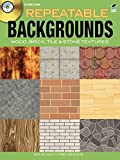 Wood, Brick, Tile and Stone Textures (Repeatable Backgrounds)