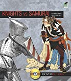 Knights vs. Samurai (Dover Pictura)