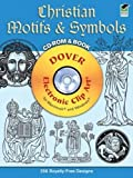 Christian Motifs and Symbols CD-ROM and Book