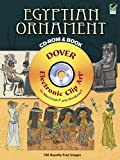Egyptian Ornament CD-ROM and Book (Electronic Clip Art)