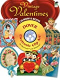 Vintage Valentines CD-ROM and Book (Electronic Clip Art)