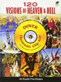 120 Visions of Heaven and Hell CD-ROM and Book (CD Rom & Book)