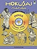 Hokusai Manga CD-ROM and Book (Dover Electronic Clip Art)