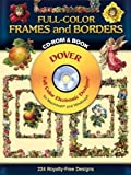 Full-Color Frames and Borders (Dover Pictorial Archives)