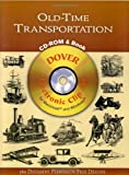 Old-Time Transportation (Dover Electronic Clip Art S.)