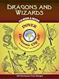 Dragons and Wizards (CD ROM & BOOK)