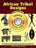 African Tribal Designs (Dover Electronic Clip Art)