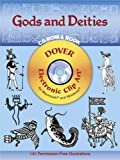 Gods and Deities (Dover Electronic Clip Art)