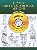 Hope´s Greek And Roman Designs (Dover Electronic Clip Art)