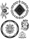 French Provincial Designs (Dover Electronic Clip Art)