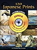 120 Japanese Prints (Full-Color Electronic Design)