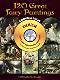 120 Great Fairy Paintings (Full-Color Electronic Design)