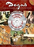 Degas Paintings and Drawings CD-ROM and Book
