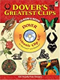Dover's Greatest Clips (Full-Color Electronic Design Series)