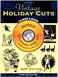 Vintage Holiday Cuts (Electronic Clip Art)
