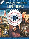 Jesus in Art Masterpieces (Platinum CD Rom & Book)