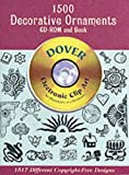 1500 Decorative Ornaments (Dover Electronic Series)