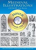 Medieval Illustrations (Dover Pictorial Archives)