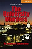 The University Murders (Cambridge English Readers Level 4)