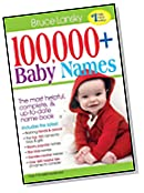 the most complete baby name book