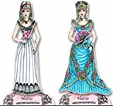 The Enchanted Dolls' House Paper Doll: Victorian Costumes