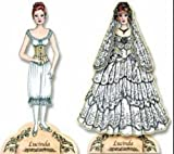 The Enchanted Dolls' House Paper Doll: Lucinda - Wedding Costumes