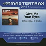 Album «Give Me Your Eyes»by Brandon Heath