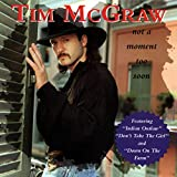 Album «Not A Moment Too Soon»by Tim Mcgraw