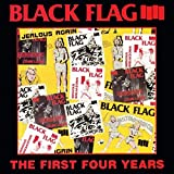 Album «The First Four Years»by Black Flag