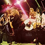 Album «Too Much Too Soon»by New York Dolls