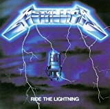 Album «Ride the Lightning»by Metallica