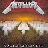 Album «Master of Puppets»by Metallica