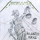 Album «...And Justice For All»by Metallica
