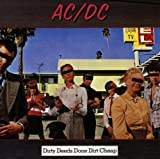 Album «Dirty Deeds Done Dirt Cheap»by Ac/dc