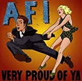 Album «Very Proud Of Ya»by A F I
