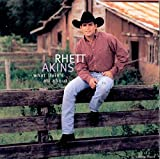 Album «What Livin's All About»by Rhett Akins