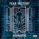 Album «Digimortal»by Fear Factory