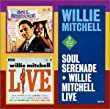 Album «Soul Serenade/Willie Mitchell Live» (1968) by Willie Mitchell